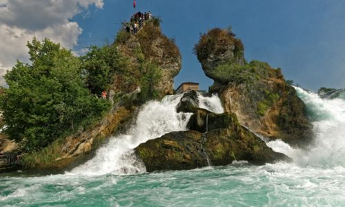 Zurich - Rheinfall - sightseeing Tour - 1/2 day