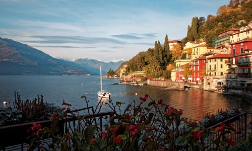 Multi-countries-tour-Como-Italy from Zurich - Full-day tour