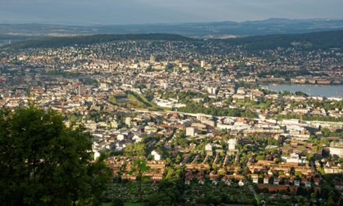 Best of Zurich Panorama Tour - 1/2 day