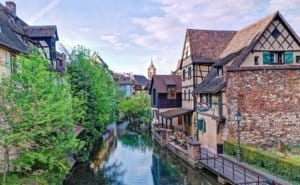 Colmar-Eguisheim-France Tour from Zurich