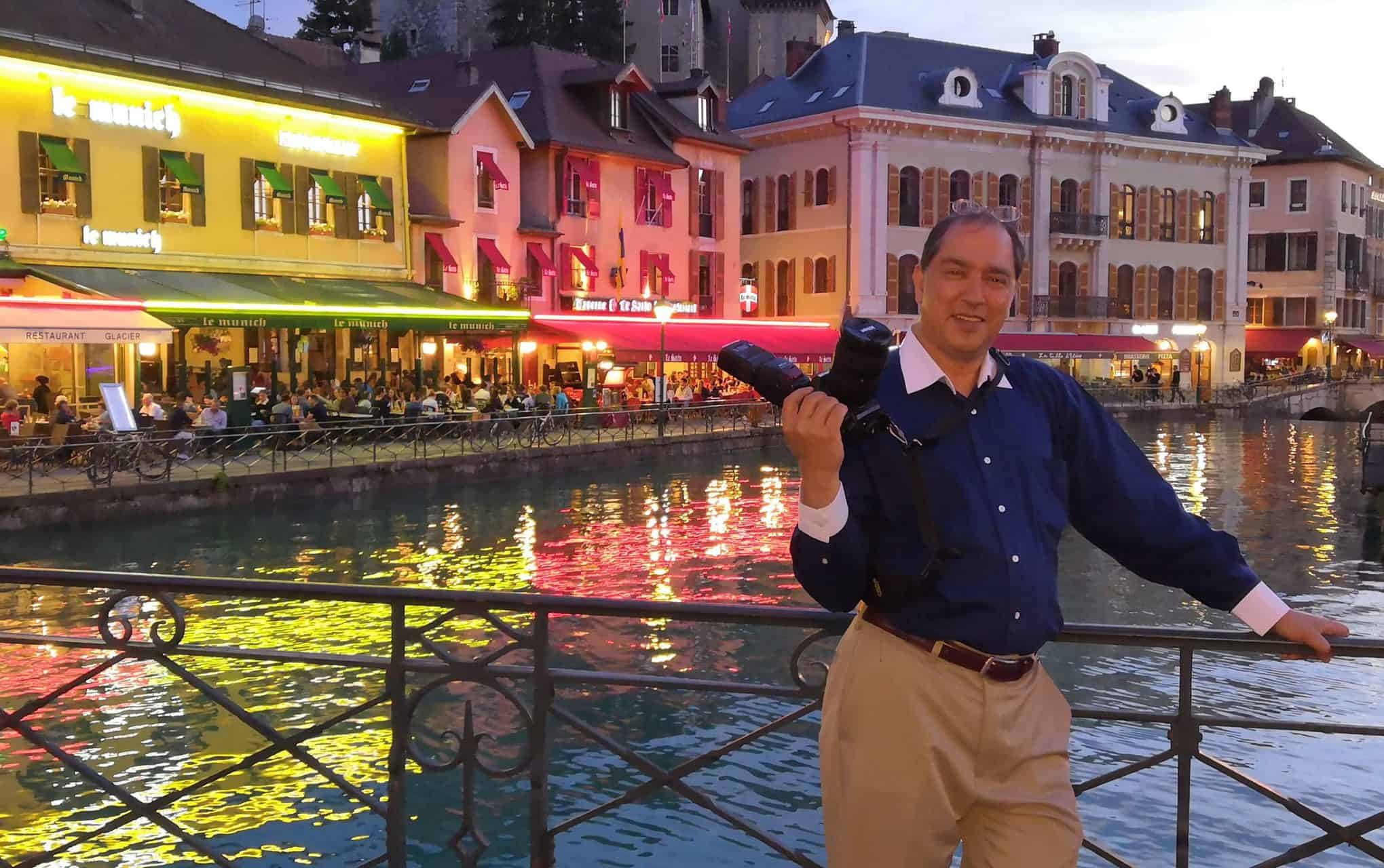 Meet Sal from Swiss Private Tour